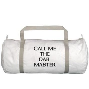 THE DAB MASTER Gym Bag> THE DAB MASTER> 420 Gear Stop