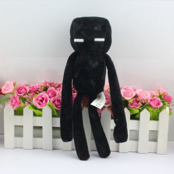 Big size 40CM Minecraft Plush enderman plush Toys Creeper Plush NO.55485455