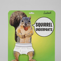 Urban Outfitters - Squirrel Underpants