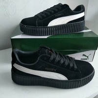 """""""Puma"""" Unisex Sport Casual Fashion Multicolor Low Help Plate Shoes Couple Sneakers"""