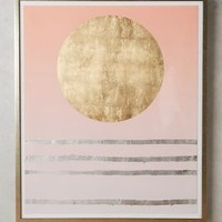 Lunar Kingdom Wall Art by Anthropologie