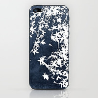 blue iPhone & iPod Skin by ingz