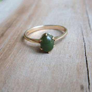 Best Vintage Chrysoprase Ring Products on Wanelo
