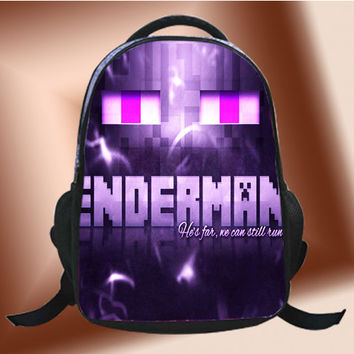 Enderman Minecraft - SchoolBags.