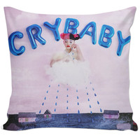 Cry Baby Melanie Martinez Pillow.