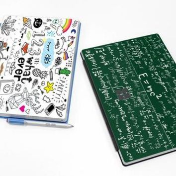 Back to School Microsoft Surface Pro 3 4 Decal