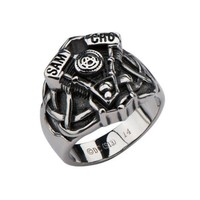 Sons of Anarchy Celtic Engine Ring