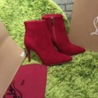 AUGUAU Replica Christian Louboutin Red bottom women high high hills shoe (AVAILABLE IN MULTIPLE COLORS)