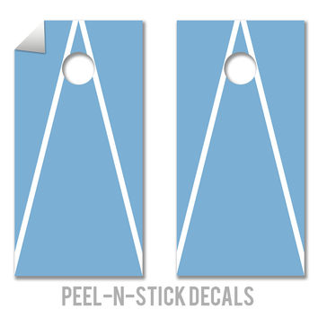 North Carolina Tar Heels Decals