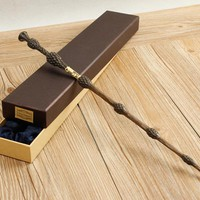 Harry Potter Deluxe Magic Wand - Metal Core