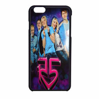 Ross Lynch R5 Band iPhone 6 Case
