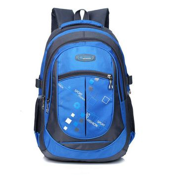 DCCKL3Z Fashion High Quality Students Backpacks School Bags Waterpfoof Schoolbag Kids Book Bag for Boys / Girls Children Backpacks