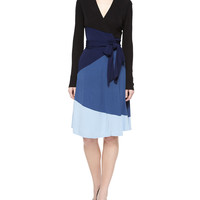 Mary Bell Colorblock Wrap