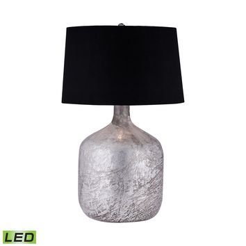 8983-022-LED Antique Mercury Glass Jug LED Lamp - Free Shipping!