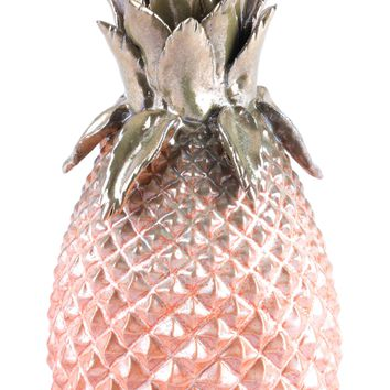 Metallic Small Pineapple
