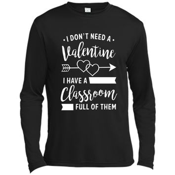 Teacher Valentine's Day Shirt - Funny Classroom School Gift