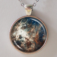 Universe Necklace - Star-Making Region in the 30 Doradus  - Galaxy Series