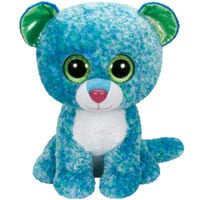 TY Beanie Boos Leona the Leopard - 16""
