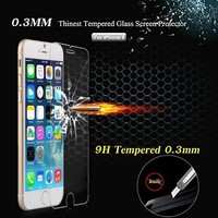 "[2 PACK] Aerb™ [Tempered Protection] Apple iPhone 6 / 6S (4.7"" Only) Tempered Glass Screen Protector"
