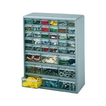 Stack-On DS-39 39 Drawer Storage Cabinet 39 Drawers
