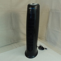 Therapure Air Purifier With UV Light Black Hepa Type Filter Portable TPP201MB -- Used