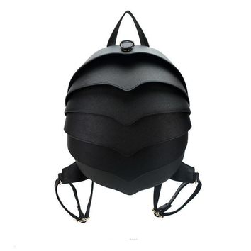 The European and American wind 2017 men and women lovers bag parent-child backpack backpack beetle creative bag
