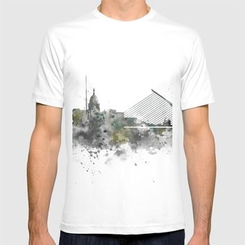 Dublin T-shirt by MonnPrint
