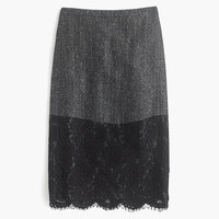 J.Crew Womens The Petite Perfect Party Skirt
