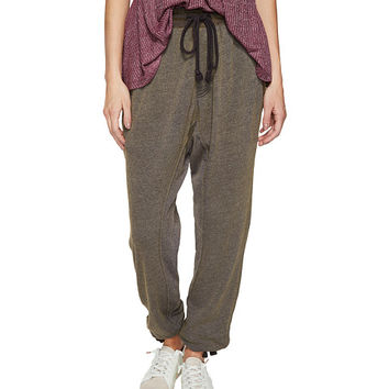 Free People Coze Zone Balloon Sweatpants Carbon - Zappos.com Free Shipping BOTH Ways