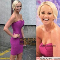 Jennifer Ellison in H041P Dress - Celebrity Dresses - Apparel