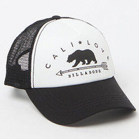 Billabong Cali Bear Trucker Hat at PacSun.com