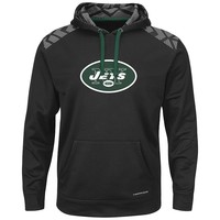 Majestic New York Jets Armor Pullover Synthetic Fleece