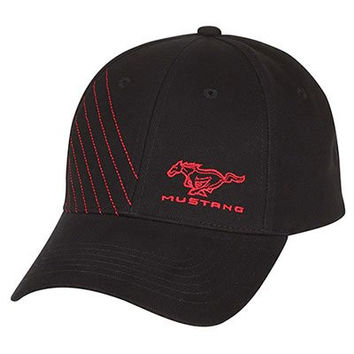 Ford Mustang Side-stitch Hat