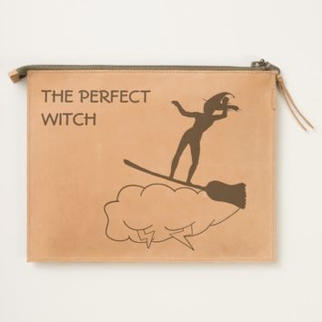 The Perfect Witch Travel Pouch