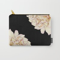 Roses - Lights the Dark Carry-All Pouch by drawingsbylam