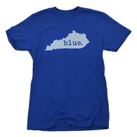 Blue Kentucky Tee