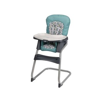 Graco Ready2Dine 2-in-1 High Chair & Portable Booster Seat (Affinia)