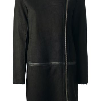Theory Goat Skin Coat