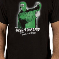 Green Bastard Trailer Park Boys Shirt