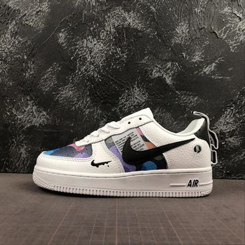 Nike Air Force 1 AF1 Low White/Colorful - Best Online Sale
