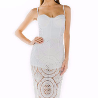 Leonie Lace Dress