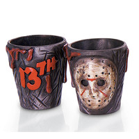 Friday the 13th Jason Voorhees Shot Glasses