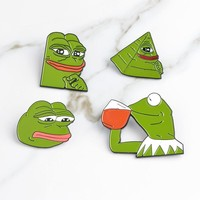 Pepe The Frog Pins