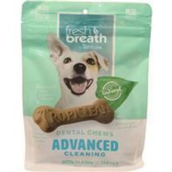 Tropiclean - Dental Chew Advanced Cleaning
