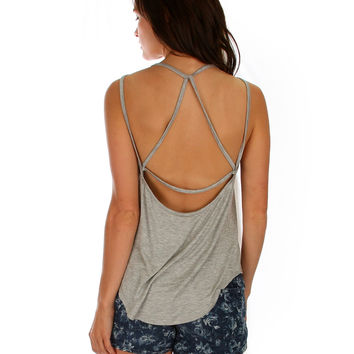 GREY LYSS LOO OH MY STRAPS! TANK TOP