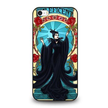 MALEFICENT SLEEPING BEAUTY Disney iPhone SE Case Cover