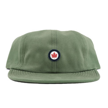 Raised by Wolves Griffon Polo Cap Jalapeno