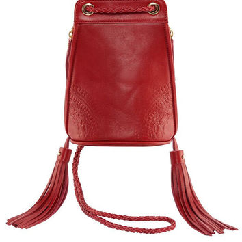 The Zahle cross-body in poppy