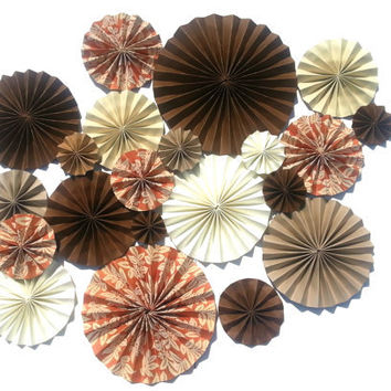 Fall Colored Pinwheel Set - Only one available