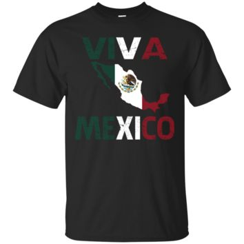 Viva Mexico - Independence Day In Mexico T-shirt